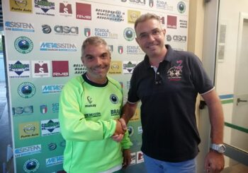 Qualità ed esperienza: Luca Arcolai è un nuovo calciatore dell'Osimo Stazione Conero Dribbling