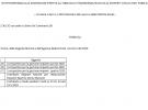 Contributi ricevuti da parte del Comune di Osimo, della Regione Marche e dell'Agenzia delle Entrate nel corso del 2020