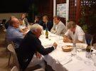 Shooting fotografico, videointerviste e cena di squadra all'Hotel Concorde: bentornata Osimo Stazione C.D.